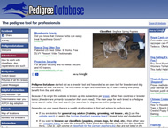 pedigree-database
